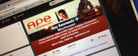 "Twitter: scrivere una ""bio"" interessante | Social media | Scoop.it"