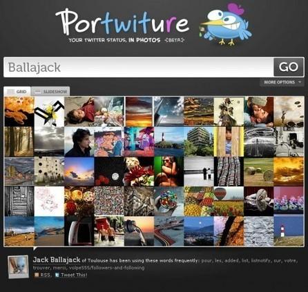 Votre profil Twitter révélé par des images | Passe-partout | Scoop.it