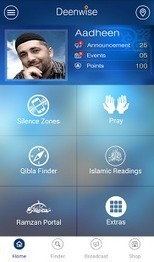 Deenwise: Qiblah Quran Ramadan - Android Apps on Google Play | Islamic Apps | Scoop.it