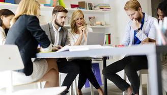 Infographie : le lieu de travail idéal des futurs diplômés | l'Emploi des cadres et Tips | Scoop.it