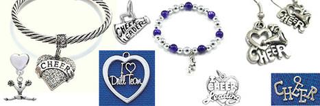 Beautiful Cheerleading Necklaces For Cheerleaders   Cheer Leaders Accessories   Scoop.it