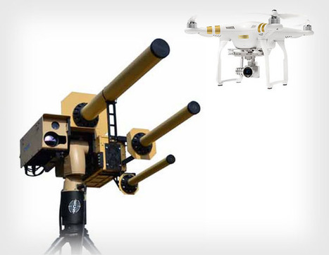 Anti-Drone Systems Are Starting to Take Off | The Smart Camera | Scoop.it