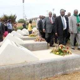 Country remembers fallen heroes - Zambia Daily Mail | Acts of heroism | Scoop.it
