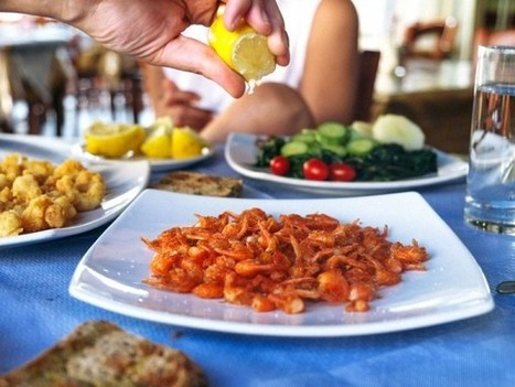 A Seafood Favorite in Piraeus   Greek tastes   Scoop.it