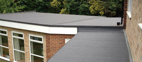 Flat Roofing – London Roofers & Surrey Roofers | Flat roofing contractors | Scoop.it