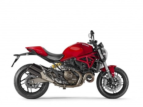 Ducati Monster 821 Announced | Ducati & Italian Bikes | Scoop.it