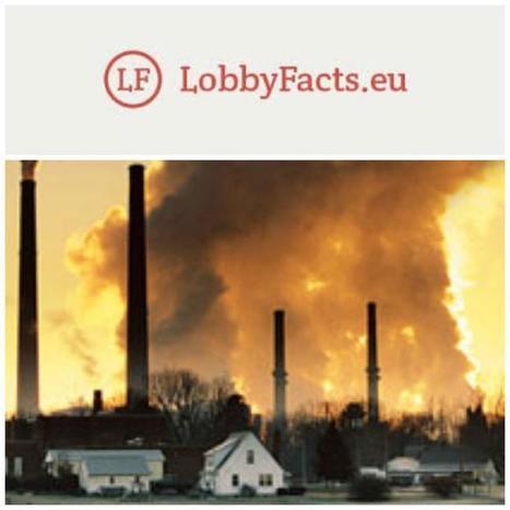 Le lobbying de l'industrie de l'énergie à Bruxelles : un monde qui reste trouble | Intelligence stratégique et économique | Scoop.it