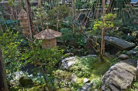Small is beautiful in a Kanazawa garden - The Japan Times | A Love of Japanese Gardens | Scoop.it