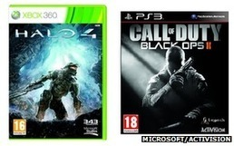 Game sales 'dip' despite launches | ComputingSci | Scoop.it