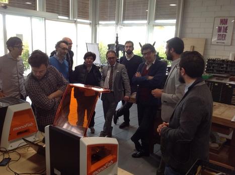 Antichi torchi, web, stampanti 3D: a Verona l'«artigianato digitale» rilancia l'arte nera | Tutto3D.com | Scoop.it