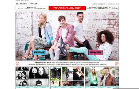 Asos : le géant de la mode en ligne prend ses marques à Lille ...   Actualité business du secteur du luxe et de la mode   Scoop.it