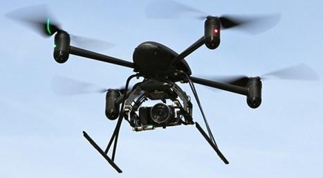 Un drone sauve la victime d'un accident de voiture au Canada | Slate | Des robots et des drones | Scoop.it