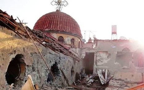 Franklin Graham: Russian air strikes help save Syrian Christians from a massacre by the Islamists | Global politics | Scoop.it