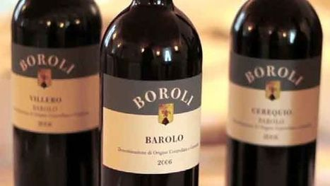Barolo: Wine of the Kings | Vitabella Wine Daily Gossip | Scoop.it