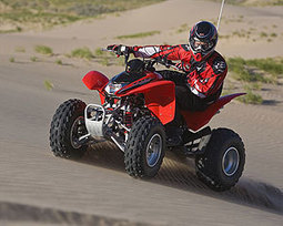 Dirtbike or ATV? - Getting Started - Honda Powersports | why dirtbikes are better than quads | Scoop.it