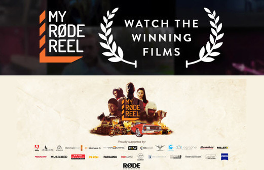 World's Largest Short Film Competition MY RØDE REEL 2016 Proudly Announces Winners