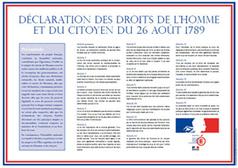 Affiches de la Déclaration des droits de l'homme et du citoyen     formation des professeurs des écoles en éducation physique   Scoop.it