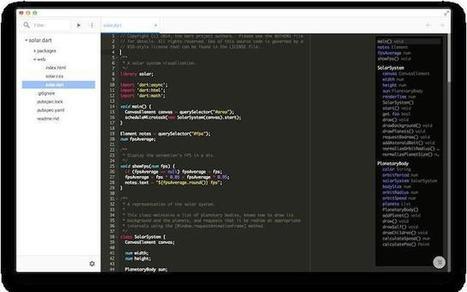 Chrome Dev Editor, el IDE de Google para programar desde Chrome | Tecnología | Scoop.it