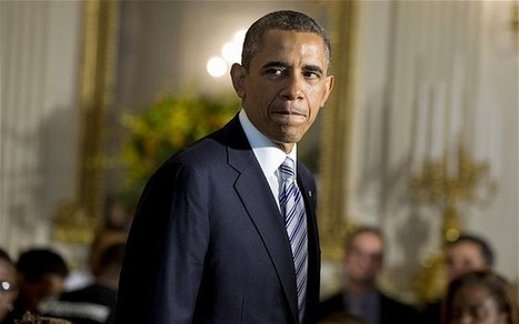 Barack Obama is leading from behind in Syria - and can't see where he is going - Telegraph | Restore America | Scoop.it