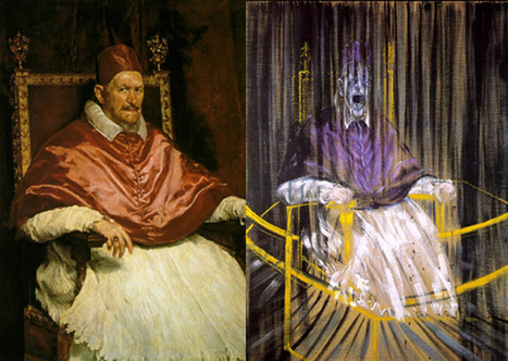 The truth behind Francis Bacon's 'screaming' popes | Archivance - Miscellanées | Scoop.it