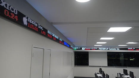 LED Ticker Tape | Tickerplay Signs and Displays | Scoop.it