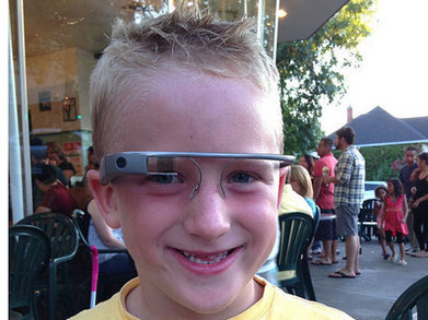 Google Glass: Making Learning Visible with Wearable Technology | APRENDIZAJE | Scoop.it