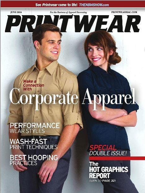Printwear Magazine Article | Boxercraft | Scoop.it