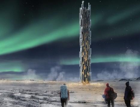 En Islande, ces tours géantes pourraient rendre le stockage de données moins énergivore | Trends of the world | Scoop.it