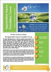 Formation - Appreciative Inquiry France | Art of Hosting | Scoop.it