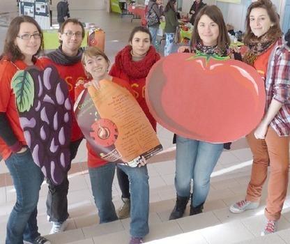 Aix-en-Provence: Les étudiants d'ASC font la promo de l'agroécologie | CAP21 | Scoop.it