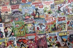 The Digital Revolution: Digital vs. Real Comics | Comic Book Trends | Scoop.it