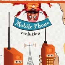 30 Years of the Mobile Phone   Visual.ly   Explore Technology   Scoop.it