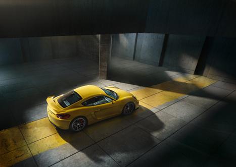 Making of : Porsche Cayman by Thomas Strogalski | Automotive Photography Techniques, Tutorials, & Inspiration | Scoop.it