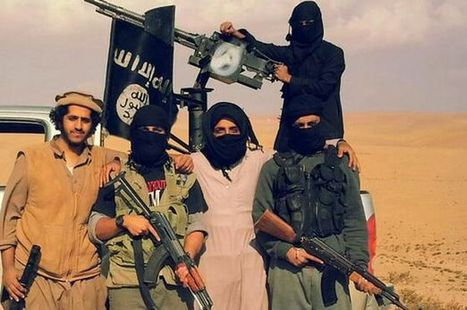British jihadists in Syria using Facebook and Twitter to lure fresh UK recruits to war to fight for al-Qaeda-linked groups | Jihadists | Scoop.it