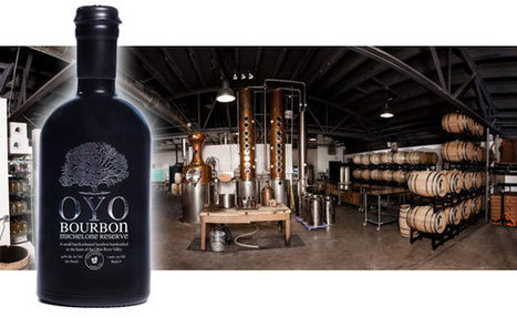 Middle West Spirits Launching OYO Bourbon Whiskey (Columbus, OH) | Columbus Life | Scoop.it
