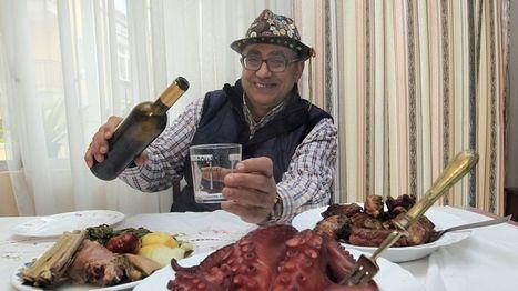 «O Naseiro es la fiesta total» | Cocina Gallega | Scoop.it
