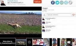 Klip. Un pinterest like pour la vidéo depuis votre mobile. | Les outils du Web 2.0 | Scoop.it