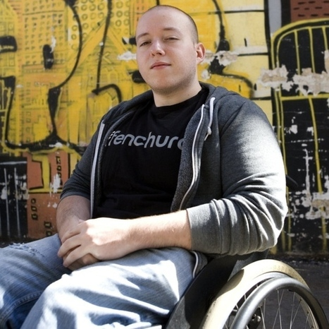 Disabled Camden man realised dream of starting his own business with charity's ... - Ham&High | Non profit | Scoop.it