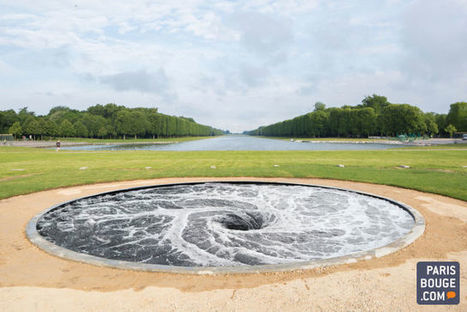 Anish Kapoor à Versailles : l'art contemporain couronné | Art contemporain et culture | Scoop.it