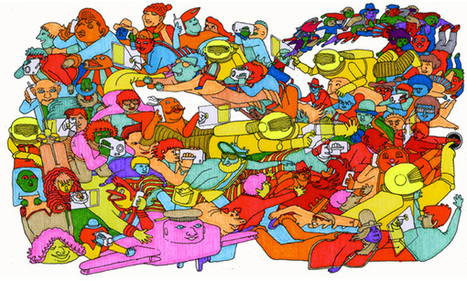 Edumorfosis: Socialización en el aula... ¿Dónde? | Investigación, Tecnología y Cultura | Scoop.it
