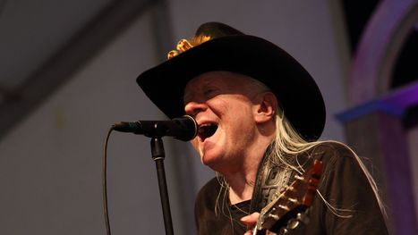 Remembering blues guitar legend Johnny Winter | guitar | Scoop.it