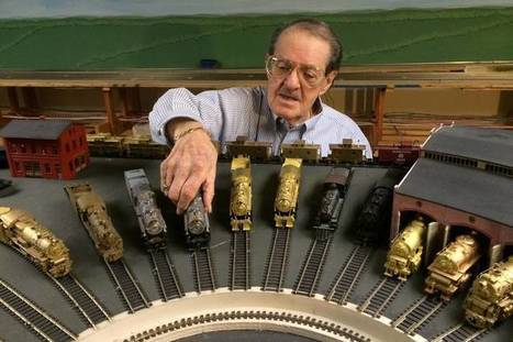 End of the Line for Model Trains? Aging Hobbyists Trundle On | Francois' Scale Modeling Gazette | Scoop.it