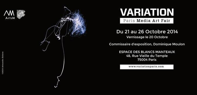 Variation Show Off 2014 /// 20 octobre - 26 octobre /// direction Dominique Moulon