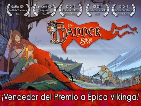 The Banner Saga para Android e iOS, Una aventura épica de Vikingos | Aplicaciones y Juegos Android e iPhone | Scoop.it