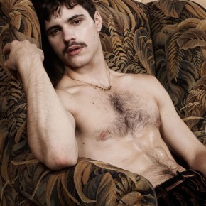 Matthieu Charneau by Laurent Humbert for Yearbook | QUEERWORLD! | Scoop.it