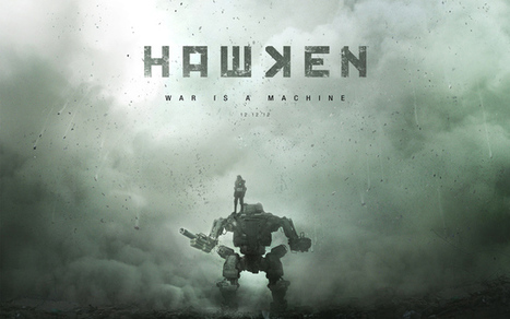 'Hawken': From indie computer game to transmedia powerhouse | 3D animation transmedia | Scoop.it