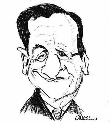 Exclusivité mondiale : le visage du futur président français | humour, satire et blog caustique | Scoop.it