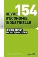 Les relations finance/industrie   Le Kiosque - GEA   Scoop.it