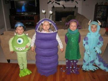 Monster's Inc Halloween Costumes - Threads | Boo Monsters Inc Costume | Scoop.it