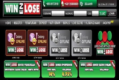 AGEN BOLA Promo 100% Sbobet Ibcbet Casino Poker Tangkas Online | AWALILAH | Agen judi bola Promo 100% SBOBET IBCBET Casino Poker Tangkas Online | Scoop.it